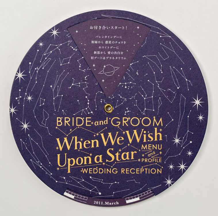 When We Wish Upon A Star(WEDDING)
